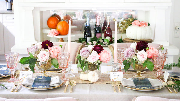 Les Linges du Passe Tablecloth - Planning Pretty