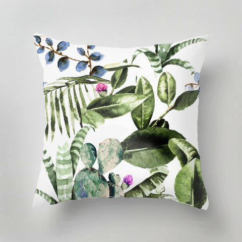 Cactus Pillow by Annet Weelink Designs - Planning Pretty