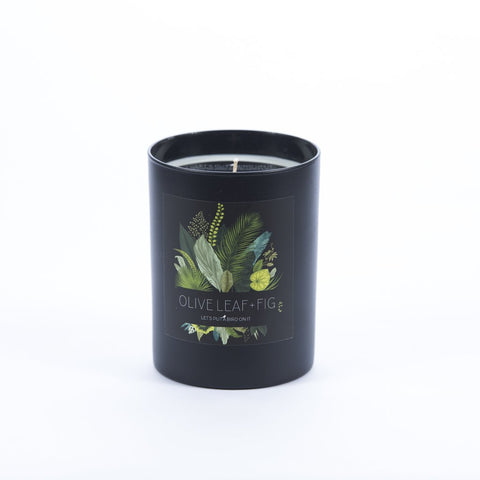 Olive + Fig Candle by Let's Put A Bird On It - Planning Pretty