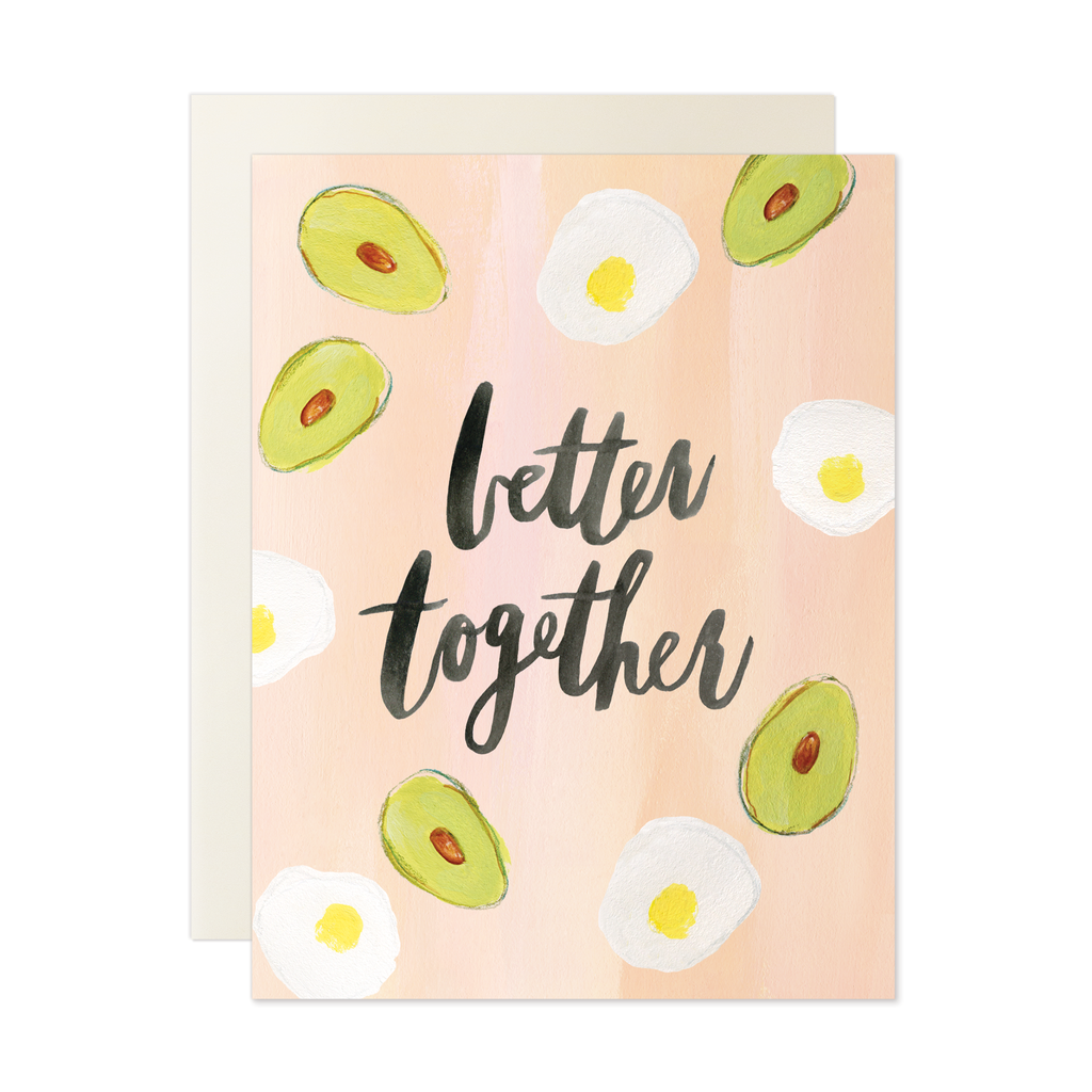 Better Together Card by Our Heiday