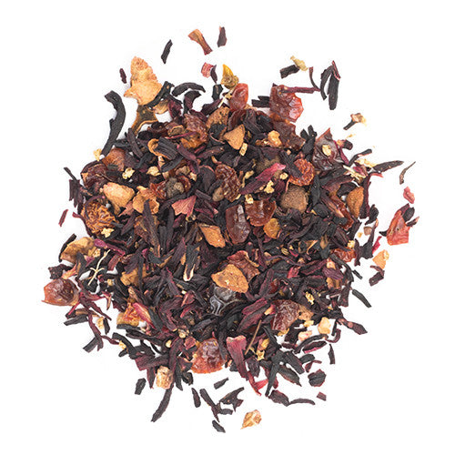Hibiscus Rose Hip Herbal Tea by Pinky Up - Planning Pretty