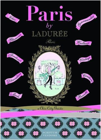 Laduree Paris City Guide - Planning Pretty