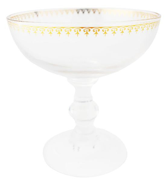 Gatsby Champagne Coupe - Planning Pretty