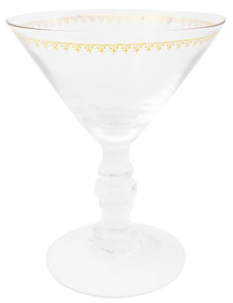 Gatsby Martini Glass - Planning Pretty