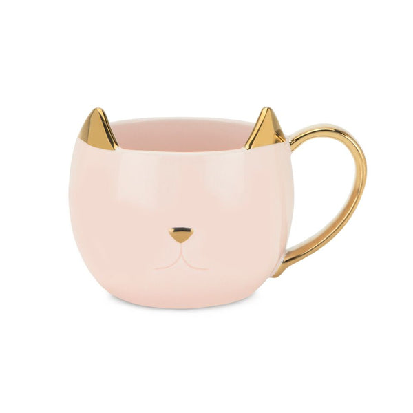 Chloe Ceramic Cat Mug by Pinky Up - Planning Pretty