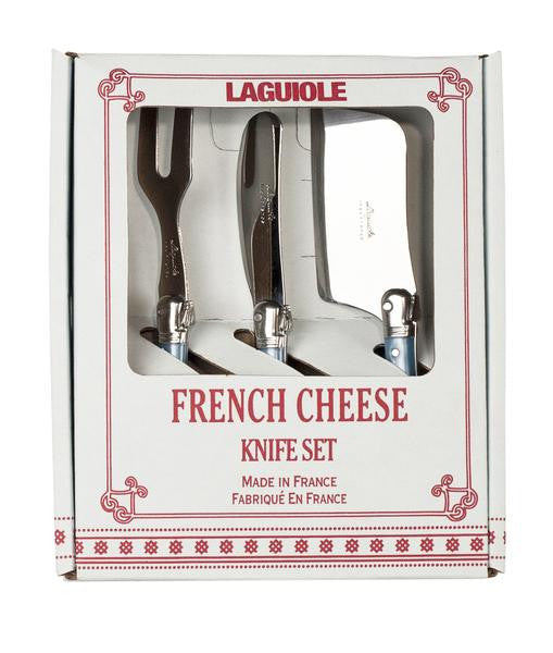 Laguiole Cheese Knives - Planning Pretty