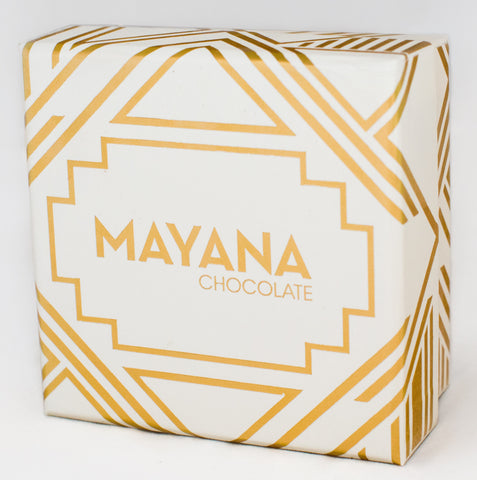 Mayana Chocolate Four Piece Signature Box - Planning Pretty
