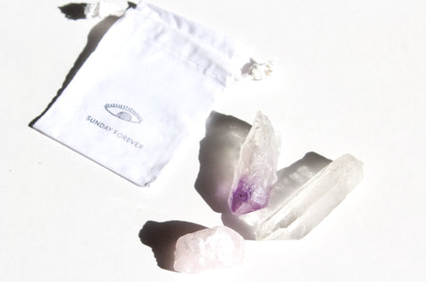 Crystal Kit 101 by Sunday Forever - Planning Pretty