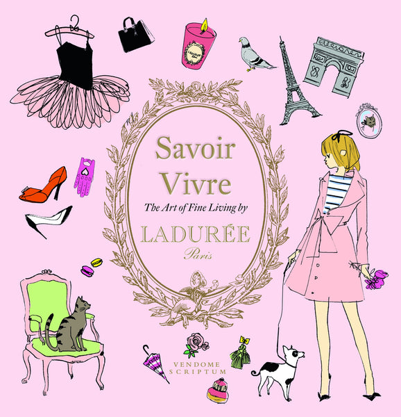 Laduree Savoire Vivre - Planning Pretty
