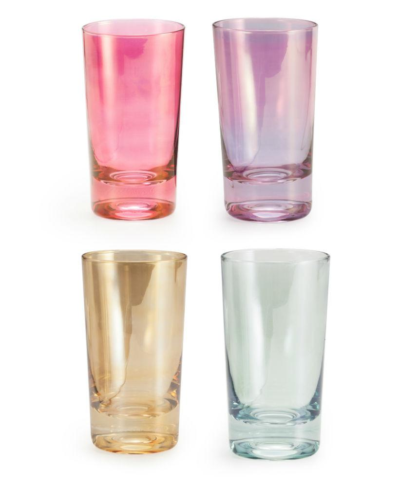 Chez Elle Lustre Glasses Set - Planning Pretty