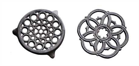 Cast Iron Trivet - Planning Pretty