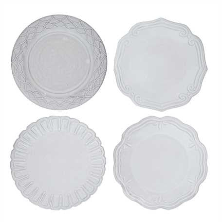 Terracotta Dessert Plate Set - Planning Pretty