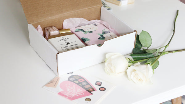 Galentine's Day Surprise Gift Box - Planning Pretty