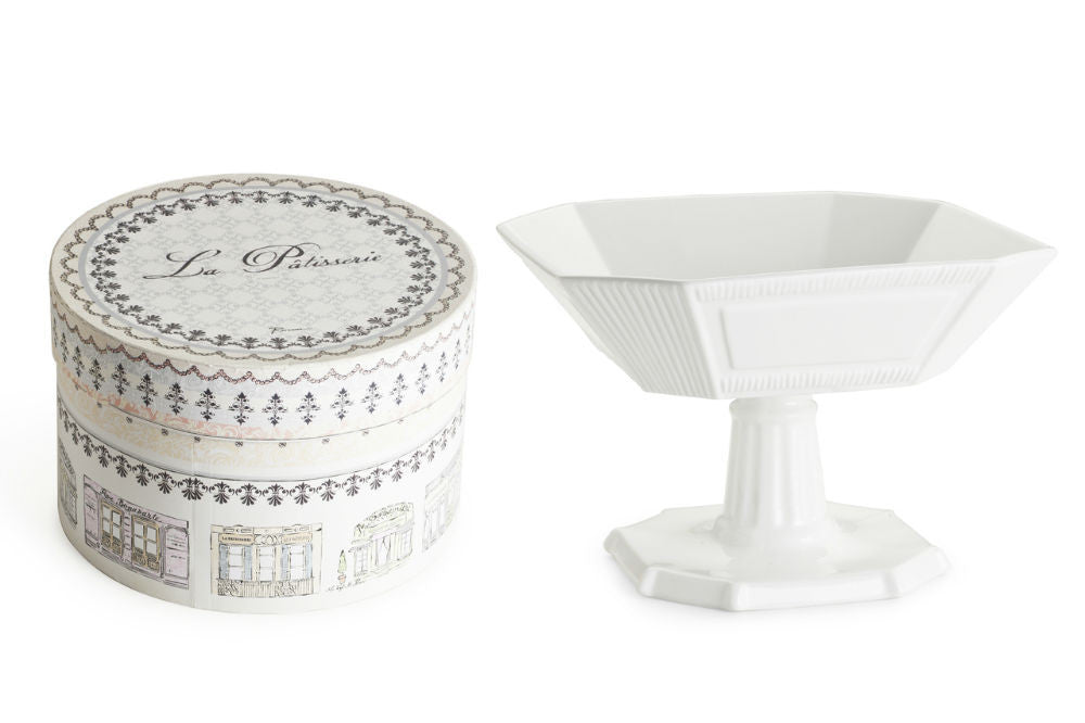 La Patisserie Footed Bowl - Planning Pretty