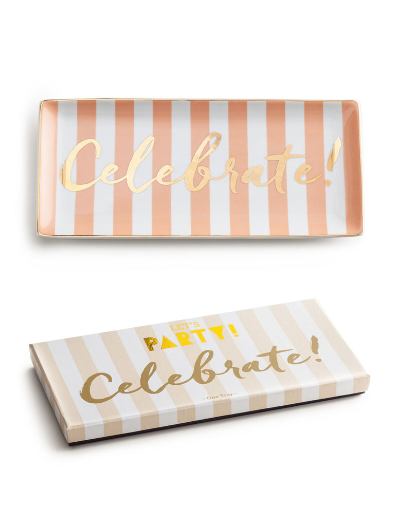 Let's Celebrate Party Tray - Planning Pretty