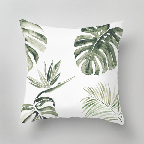 Tropic Pillow by Annet Weelink Designs - Planning Pretty