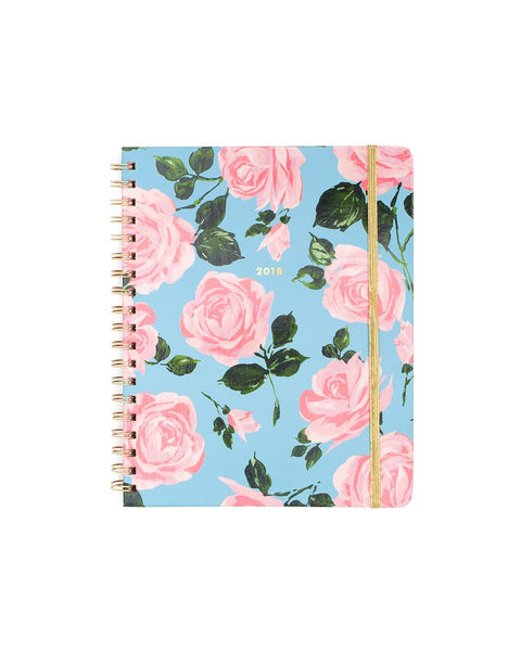 2018 Rose Parade 12 Month Planner by ban.do - Planning Pretty