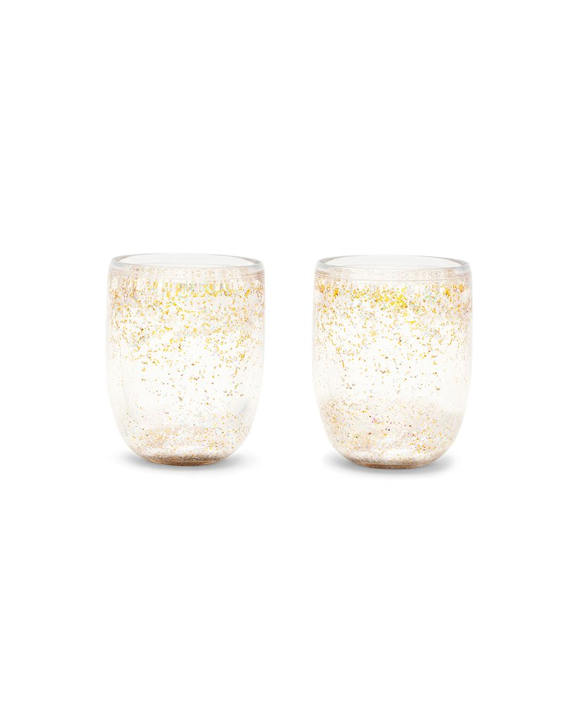 Glitter Bomb Tumbler Set by ban.do - Planning Pretty