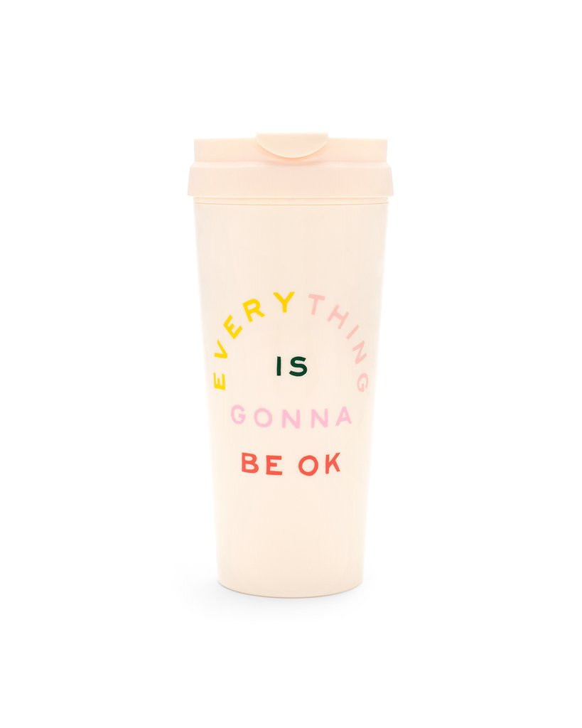 Gonna Be Okay Thermal Mug by ban.do - Planning Pretty