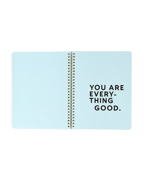 You Are The Best Mini Notebook by ban.do - Planning Pretty
