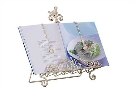 Birdie Cookbook Stand - Planning Pretty