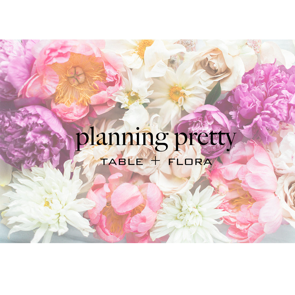Gift Card - Planning Pretty