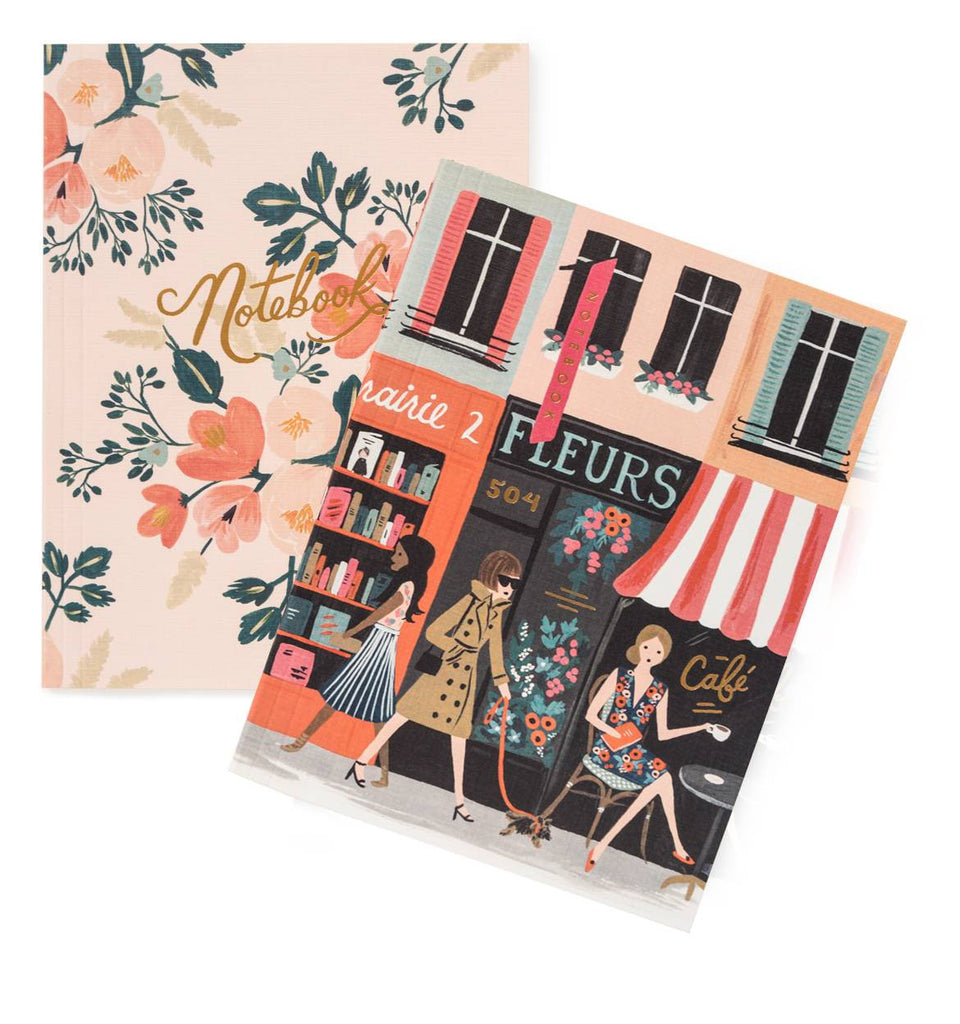 Parisian Notebooks Set - Planning Pretty