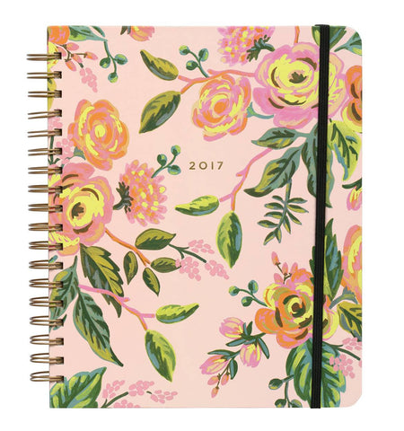 Jardin De Paris Planner 2017 - Planning Pretty