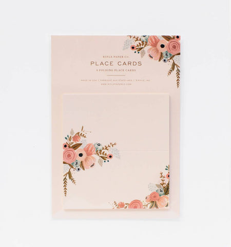 Simone Place Cards | Rifle Paper Co - Planning Pretty