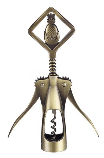 Pineapple Corkscrew - Planning Pretty