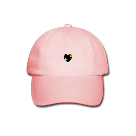 Black Heart Dad Hat