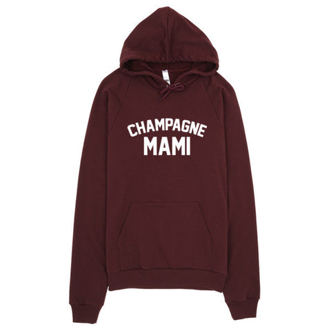 Champagne Mami Hoodie