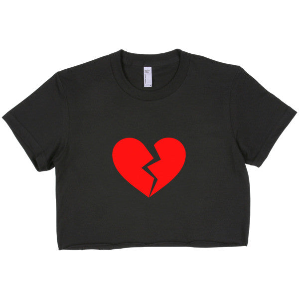 Heartbreak Crop Top