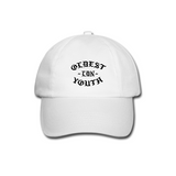 Oldest Youth Logo Dad Hat