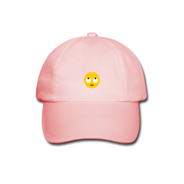 Rolling Eyes Dad Hat