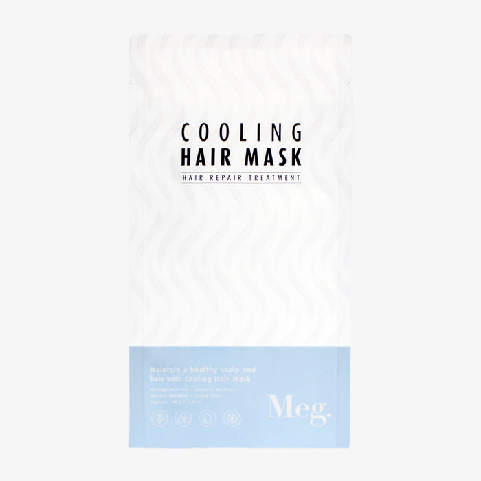Cooling Hair Mask - Megcosmetics by dpark corporation