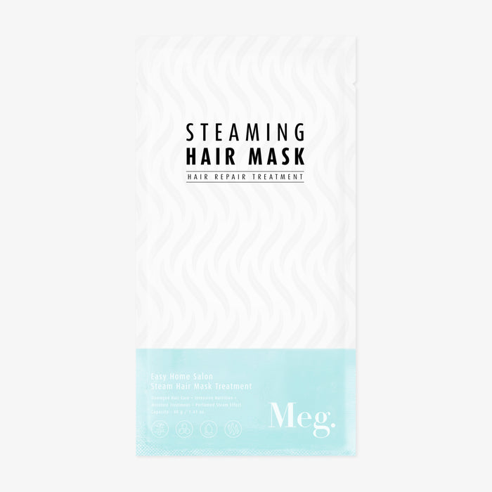 STEAMING HAIR MASK - Megcosmetics by dpark corporation