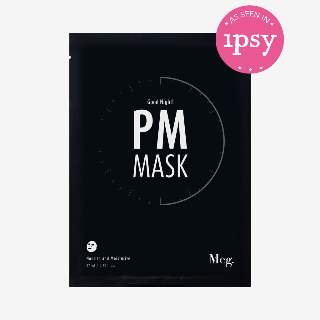 Good Night PM Mask - Megcosmetics by dpark corporation