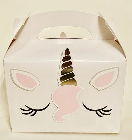 Unicorn Sparkle Box