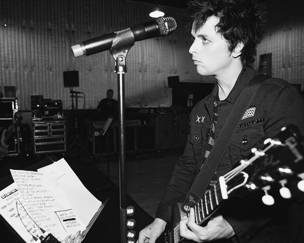 Green Day Rehearsal 1 of 3