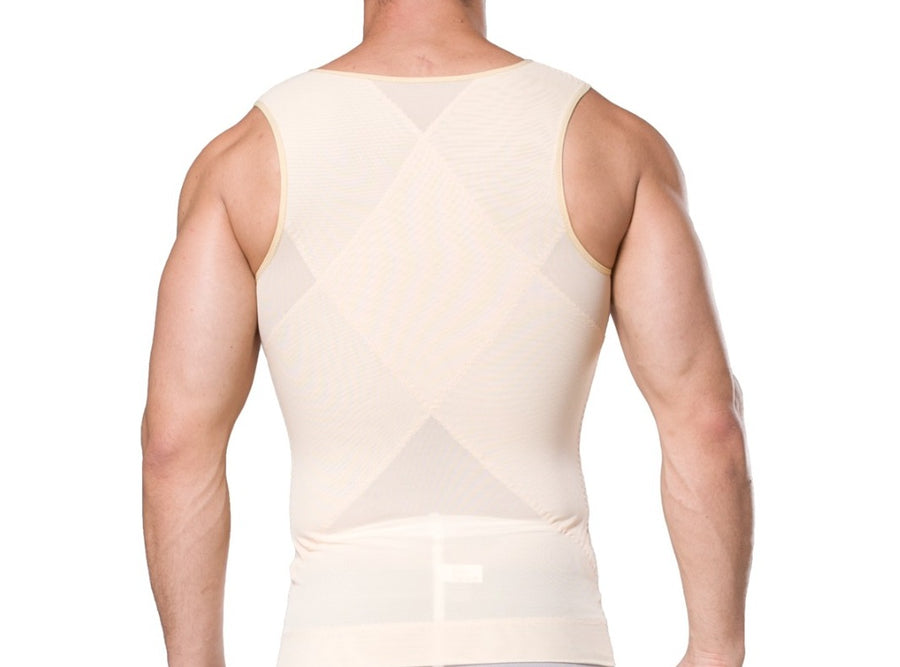 ZIP UP BODY SHAPER