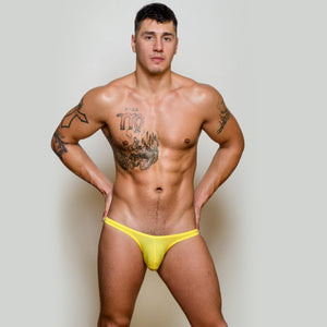 Metro Thong with Plus Pouch