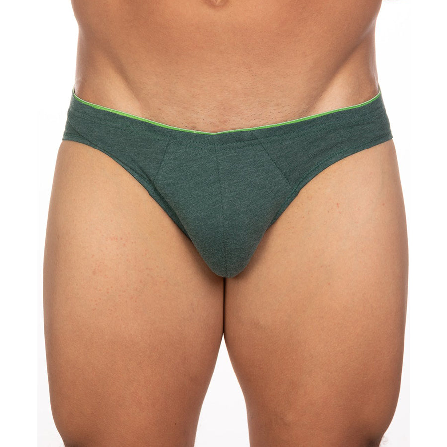 BASIX EXPOSED ELASTIC BRIEF