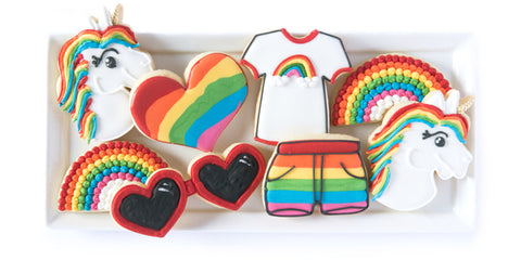Jana Lee's Pride Cookies
