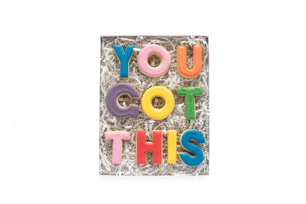 You Got This : Letter Box Set