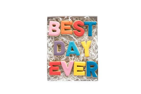 Best Day Ever : Letter Box Set