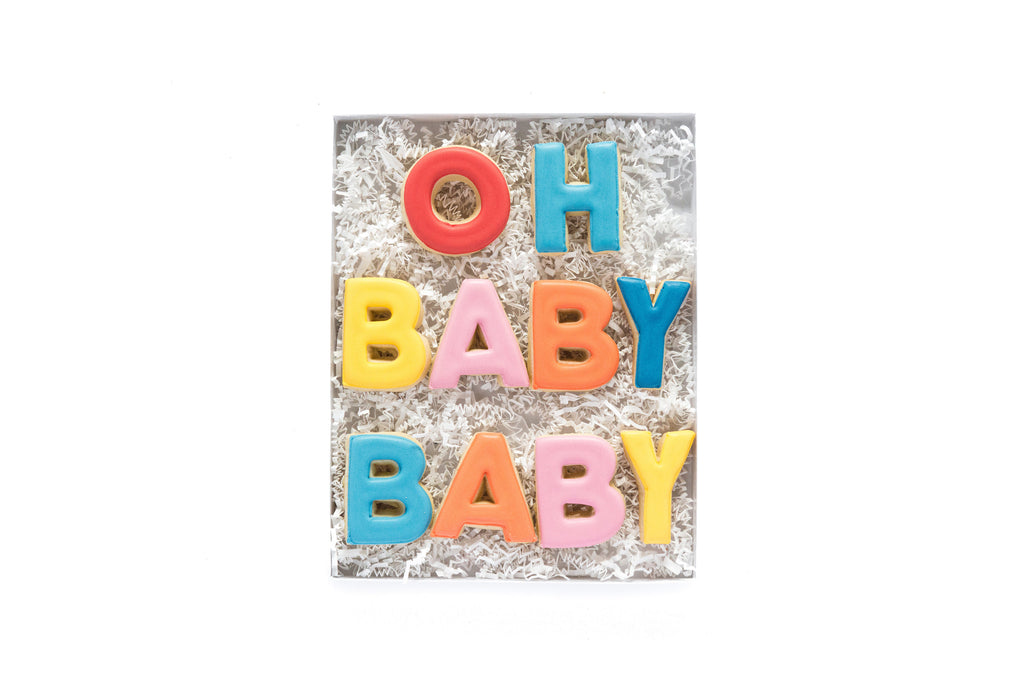 Oh Baby Baby : Letter Box Set