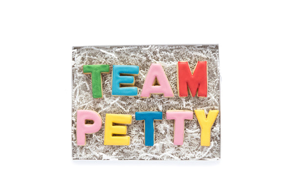 Team Petty : Letter Box Set