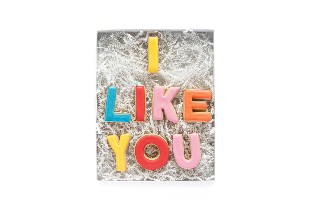 I Like You : Letter Box Set