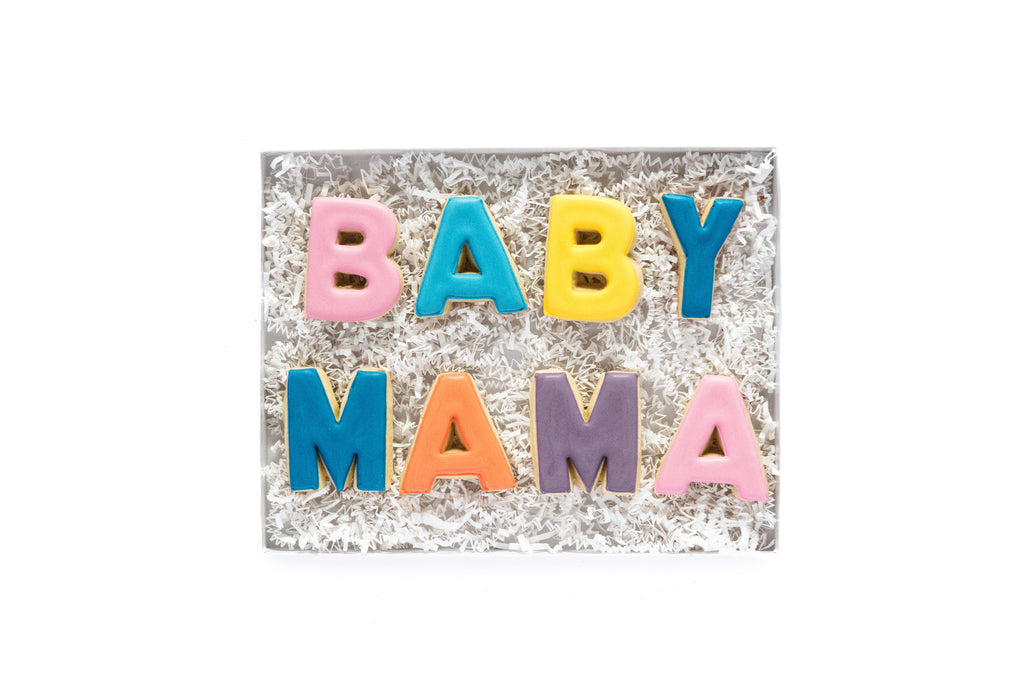 Baby Mama : Letter Box Set